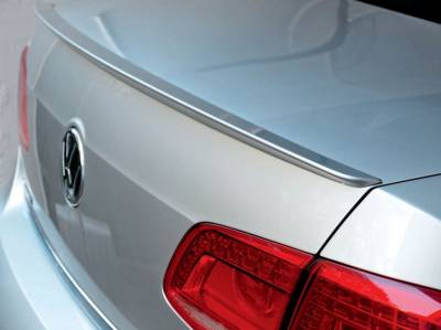 Спойлер багажника VW Passat B7 (европейка)