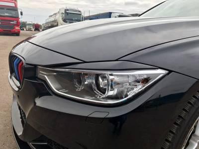 Накладки на фары (реснички) BMW F30