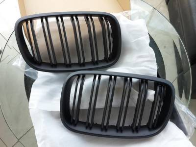 Решетка радиатора BMW X5 Е70, X6 E71 М матовая
