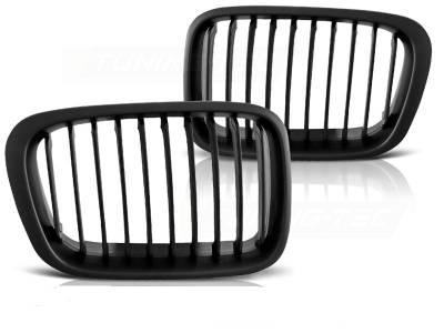 ".Решетка радиатора, гриль, ""ноздри"" BMW E46"