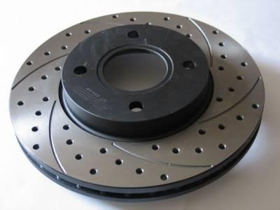 Тормозные диски на BMW 5 F10/F11/F07, 6 F12/F13/F06, 7 F01/F02/F03/F04