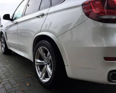 Арки, расширители арок BMW X5 F15
