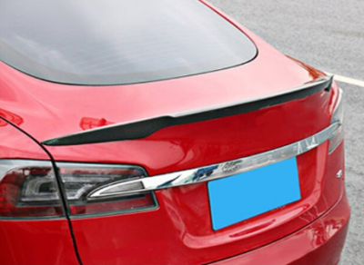 Спойлер багажника Tesla Model S M4 (стеклопластик)