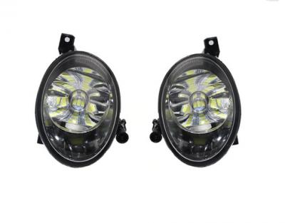 Противотуманки LED на VW Caddy / Golf 6 / Jetta 6 / Touran / Tiguan