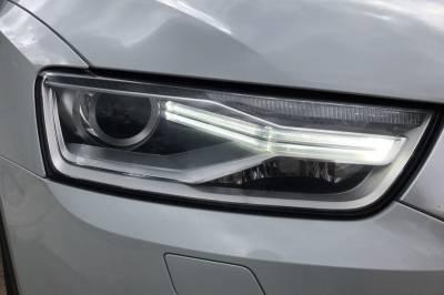 Защитная пленка на фары Audi Q3 рестайл