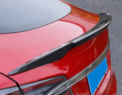 Спойлер для Tesla Model S, карбон