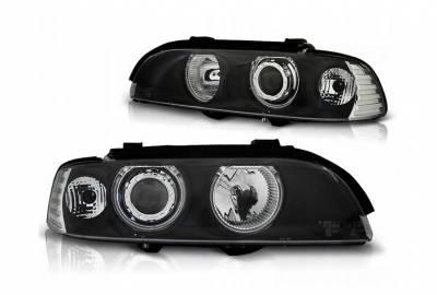 Оптика передняя, фары BMW E39 CCFL