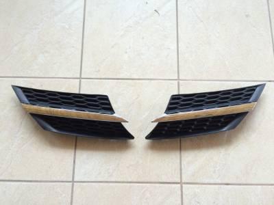 Решетка радиатора Toyota RAV4 (2012-2015)