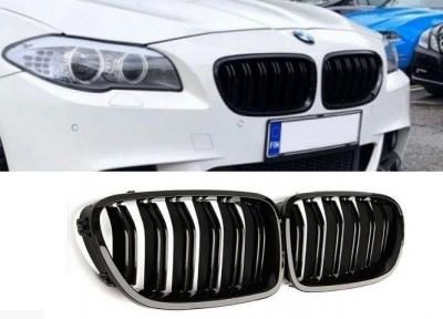 Решетка радиатора BMW E63/ E64 М черная глянцевая