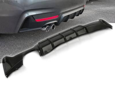 Накладка (диффузор) заднего бампера BMW F32/F33 М-PERFORMANCE