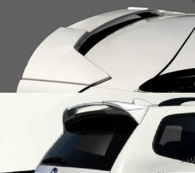 Спойлер на BMW X3 E83