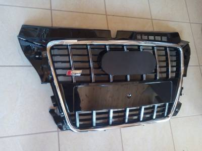 Решетка радиатора Audi A3 S3 (2008-2012)