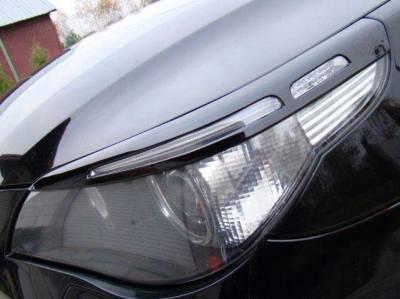 Реснички на фары БМВ е60