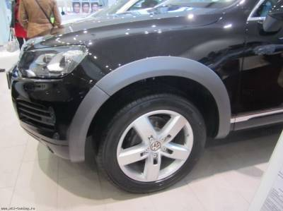 Расширители арок Volkswagen Touareg