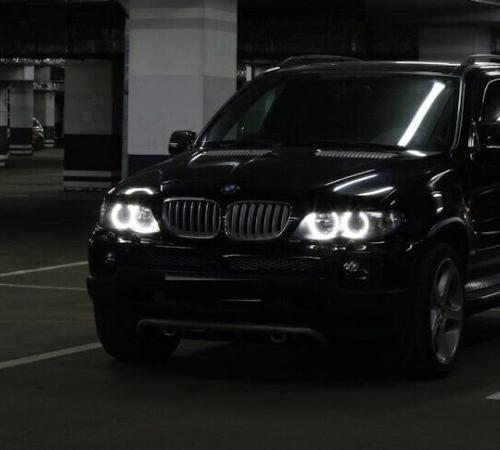Ангельские глазки BMW, Led Marker BMW