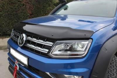 Дефлектор капота мухобойка  SIM Volkswagen Amarok 2010+