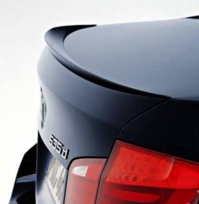 Спойлер крышки багажника BMW F10 М5