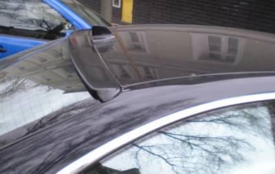 .Спойлер стекла, бленда, стиль Шницер  BMW E46