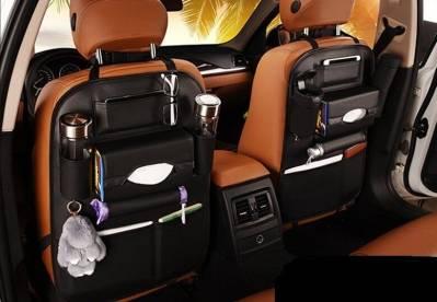 Автомобильная сумка на спинку кресла