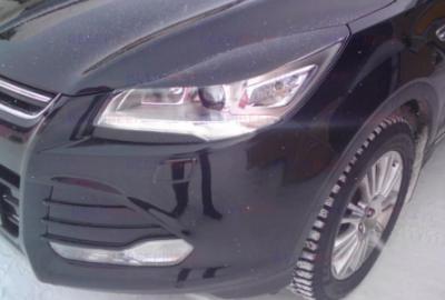 Реснички (накладки фар) Ford Kuga II (2013-2016)