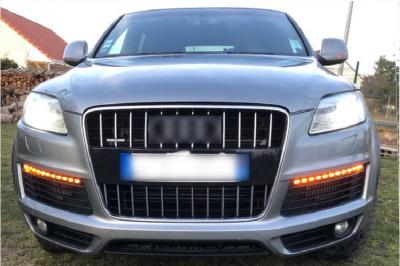 Ходовые огни DRL на Audi Q7