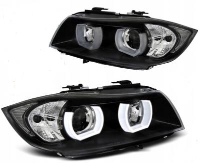 Оптика передняя, фары на BMW E90