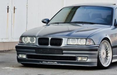 .Накладка передняя BMW E36 Альпина