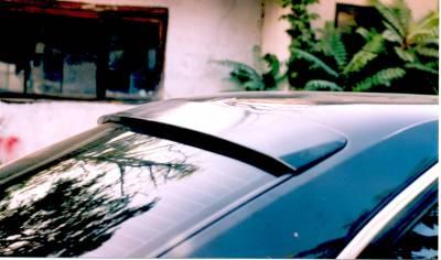 .Бленда, козырек заднего стекла BMW Е34