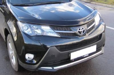 Дефлектор капота мухобойка EGR для Toyota Rav 4 2013+