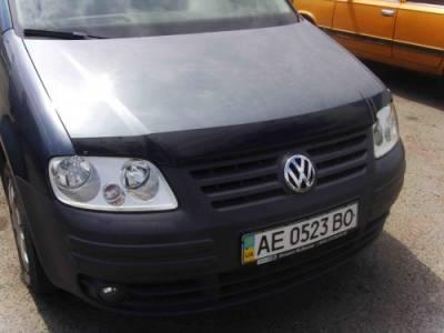 Дефлектор капота мухобойка EGR Volkswagen Caddy 2004-2010