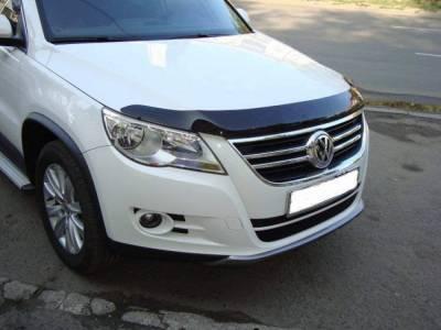 Дефлектор капота SIM Volkswagen Tiguan 2007-2015