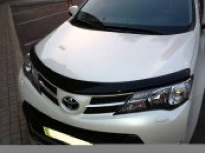 Дефлектор капота мухобойка SIM для Toyota Rav 4 2013+