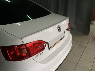 Спойлер лип багажника Volkswagen Jetta 6