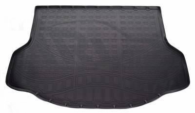 Коврик багажника полиуретановый Norplast Toyota RAV4 2013-2017 с докаткой