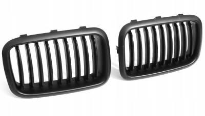 Решетка радиатора BMW E36 чорная