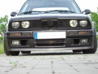.Докладка переднего бампера М-ТЕХ2 BMW e30