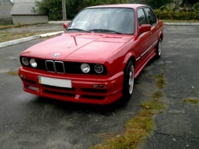 .Бампер передний RIEGER BMW E30