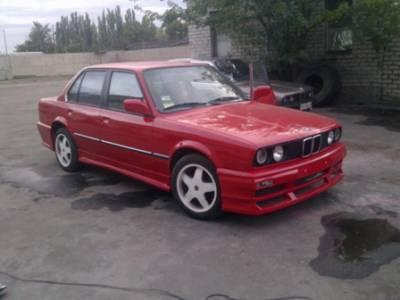 .Пороги для BMW e30