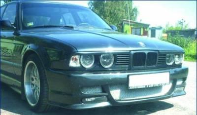 .Реснички без вырезов BMW E34