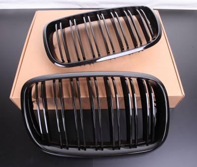 .Решетка радиатора BMW X5 е71 м стиль