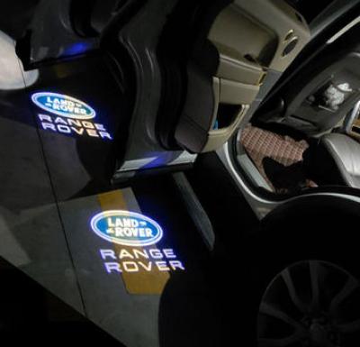 Подсветка дверей для Range Rover