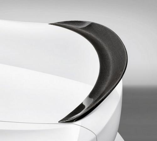 Спойлер на BMW 7 series G11 Performance, карбон