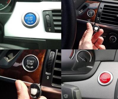 Кнопка запуска двигателя BMW 1 2 3 4 5 6 7 X серий