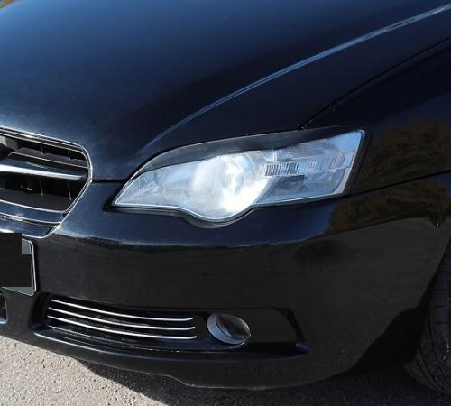 Реснички на Subaru Legacy (2003-2006)