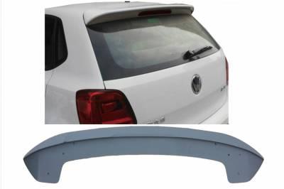 Спойлер багажника Volkswagen Polo (2011-...)