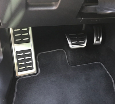 Накладки на педали VW Passat B8 / Golf 7 / Tiguan II / Seat Leon 3 (автомат)