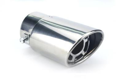 Насадка глушителя одинарная, универсальная (вход 63 мм)