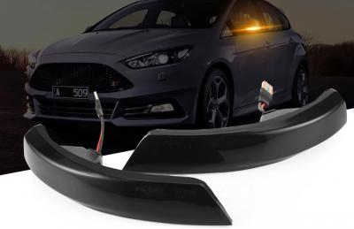 Динамические светодиодные указатели поворота Ford дымчатые