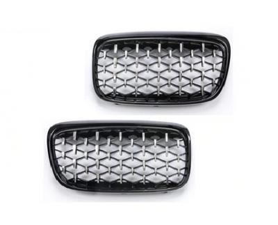 Решетка радиатора BMW F45 / F46 стиль Diamond (2014-2018)
