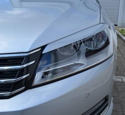 Реснички (бровки) VW Passat B7 (европейка)